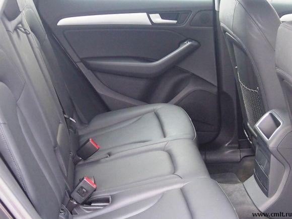 Audi Q5 - 2012 г. в.. Фото 3.