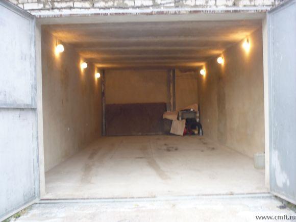 Капитальный гараж 67,4 кв. м Мотор-2. Фото 2.