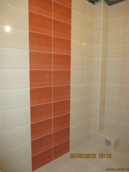 Ванная комната аккуратно и без выходных, любой сложности