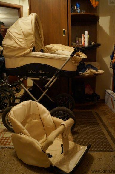 коляска юлия баронесса фото