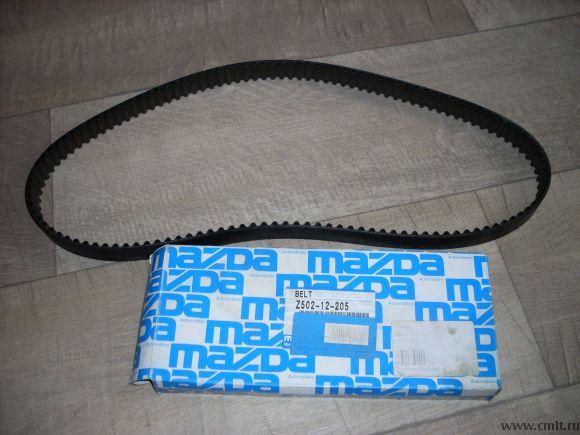 Z502-12-205 Продам новый ремень грм на Мазду. Фото 1.