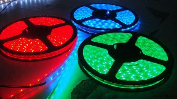 Светодиодная лента RGB...