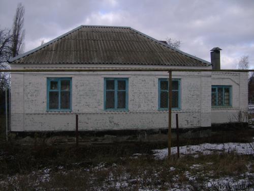 Дом 72 кв.м