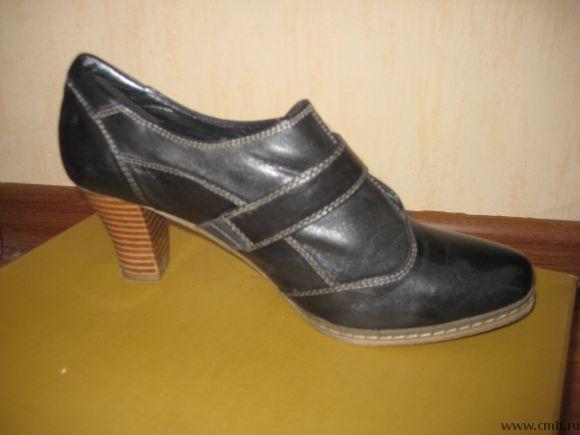 Продам туфли кожаные. Фото 3.