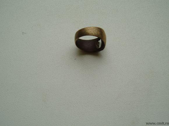 Кольцо 19век есть проба.. Фото 3.
