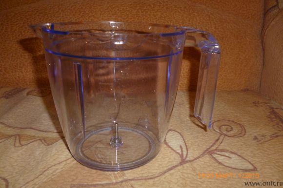 Продам стеклянную новую чашу для блендера Тефаль и бесплатно сам блендер,крышкуот чаши, насадки. Фото 1.