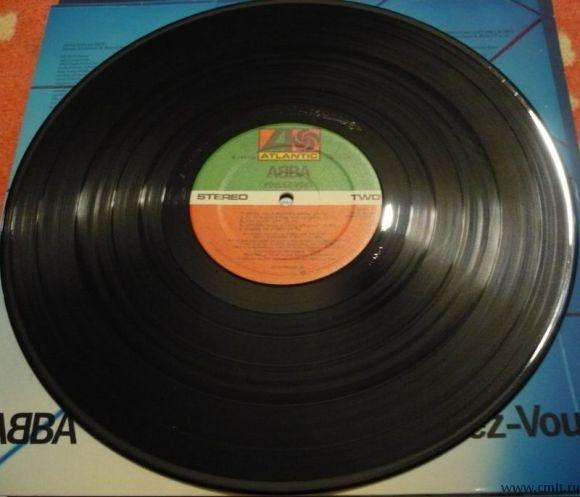 Грампластинка (винил). ABBA. Voulez-Vous. 1979. Atlantic. SD 16000. США.. Фото 8.