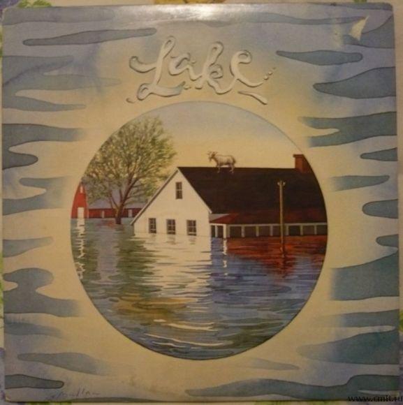 Грампластинка (винил). Lake. Lake II. 1978. Columbia. JC 35289. США.. Фото 1.