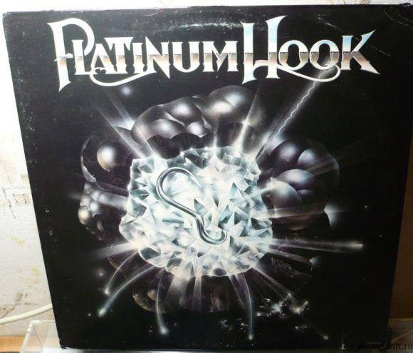 Грампластинка (винил). Platinum Hook. 1978. Motown. M7-899R1. США. Жанр: R&B, Funk/Soul.. Фото 1.