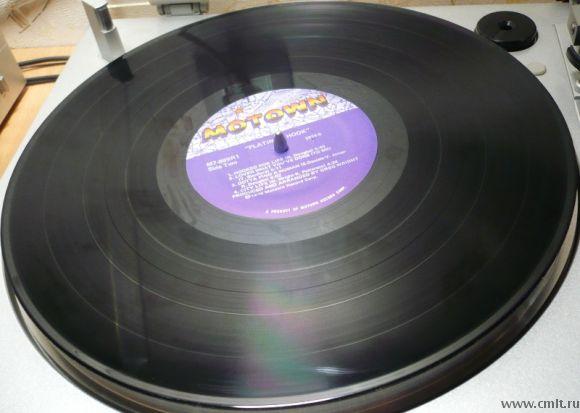 Грампластинка (винил). Platinum Hook. 1978. Motown. M7-899R1. США. Жанр: R&B, Funk/Soul.. Фото 6.