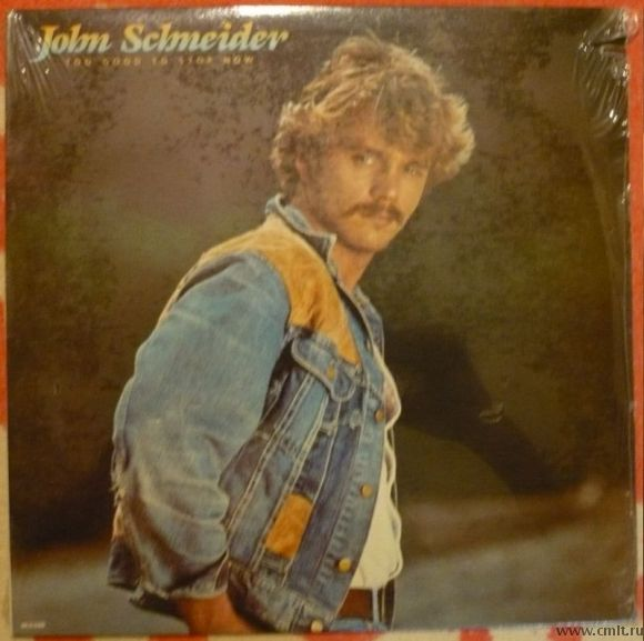 Грампластинка (винил). John Schneider. Too Good To Stop Now. 1984. MCA. MCA-5495. Канада.. Фото 1.