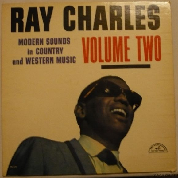 Грампластинка (винил). Ray Charles. Modern Sounds In Country And Western Music. Volume Two. 1962 США. Фото 1.