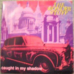 Грампластинка (винил). Сингл, 45 оборотов. The Wonder Stuff. 1991. Far Out / Polydor. Великобритания. Фото 1.