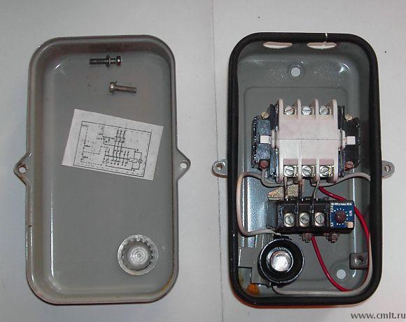 Магнитный пускатель EMA-elester