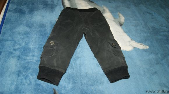 Штаны осенние. Фото 2.