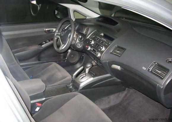 Honda Civic - 2008 г. в.. Фото 3.