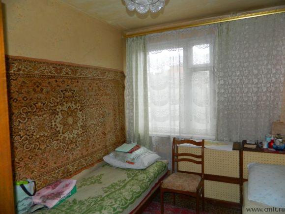 3-комнатная квартира 55,4 кв.м