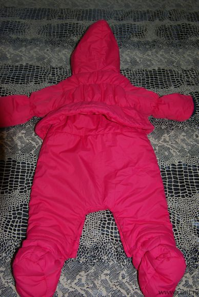 Комбинезон детский на девочку. Фото 2.