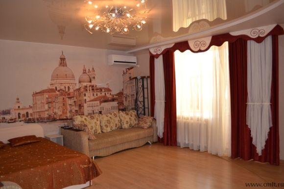 Квартира студия в центре для гостей города