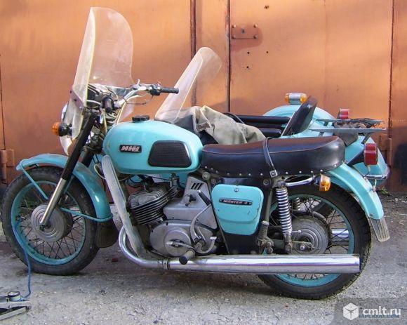 Продам мотоцикл иж юпитер-4, 1983 г. в