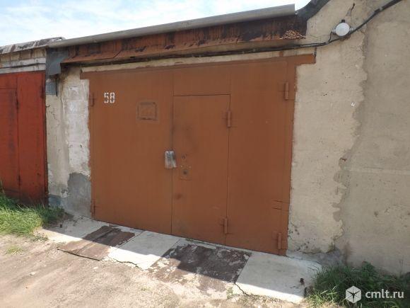 Капитальный гараж 19 кв. м Ока. Фото 1.